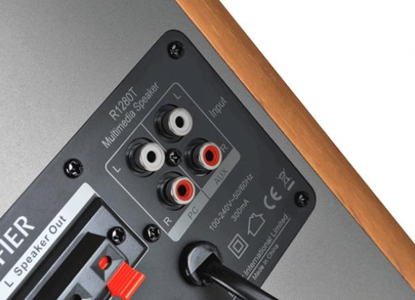 EDIFIER представляет настольную акустическую систему R1280T формата 2.0