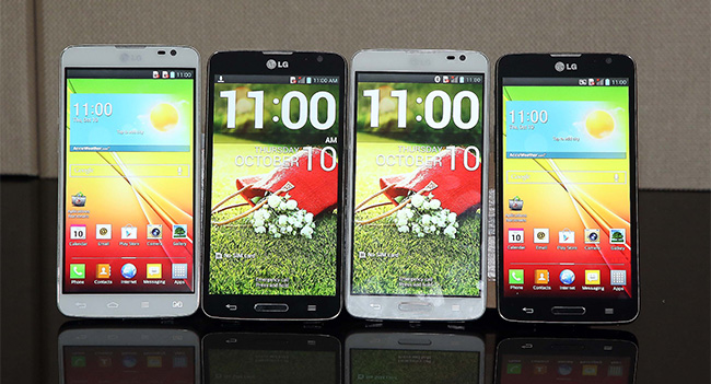LG анонсировала смартфон среднего уровня G Pro Lite с поддержкой двух SIM-карт