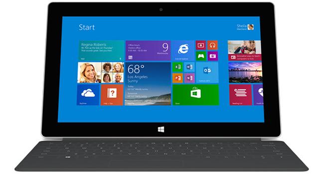 Delta Air Lines закупит планшеты Microsoft Surface 2 для 11 тыс своих пилотов