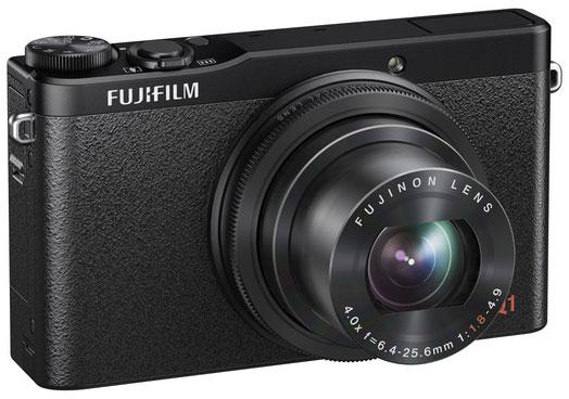 Fujifilm представила камеры X-E2 и XQ1