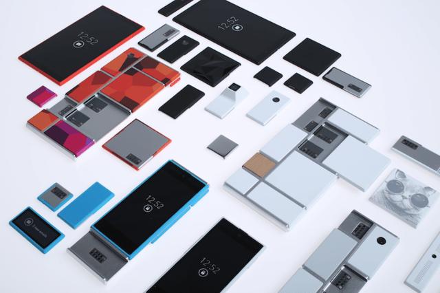 Motorola намерена разработать модульный смартфон в рамках Project Ara