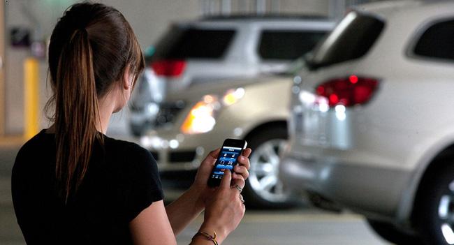 В Украине планируется внедрить возможность оплаты парковки при помощи мобильных устройств