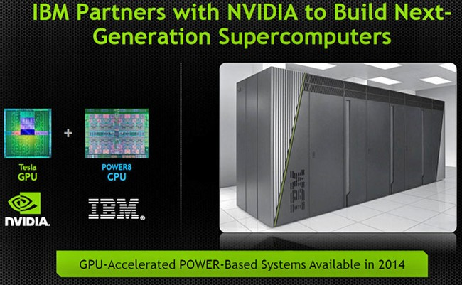 NVIDIA-IBM-POWER8-Partnership