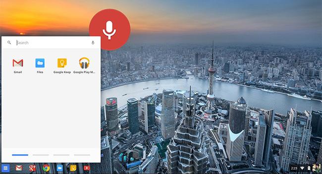 Устройства Chromebook скоро смогут реагировать на голосовую команду «OK Google»