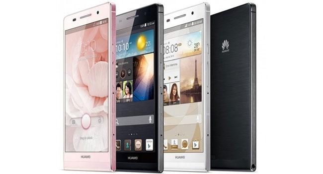 Huawei выпустит смартфон Ascend P6S с 8-ядерным процессором