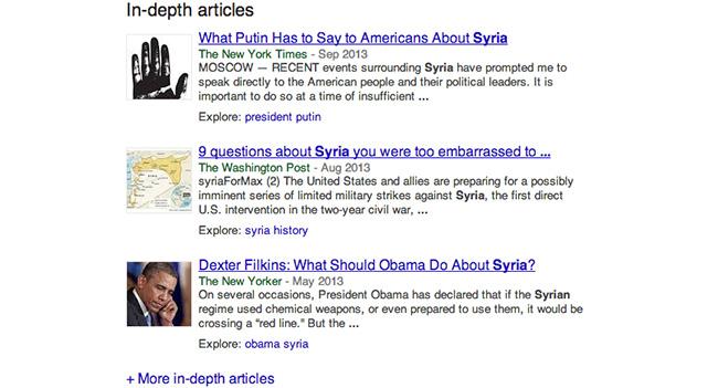 Google улучшила работу функции тщательного поиска по статьям