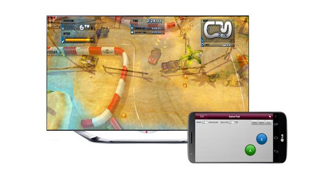 LG внедрит поддержку AllJoyn в свои телевизоры Smart TV