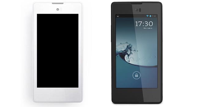 YotaPhone - смартфон с двумя дисплеями