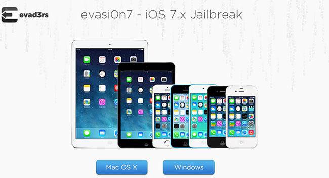 Стала доступна утилита для джейлбрейка iOS 7