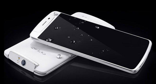 Oppo N1 стал первым смартфоном с CyanogenMod, получившим одобрение Google