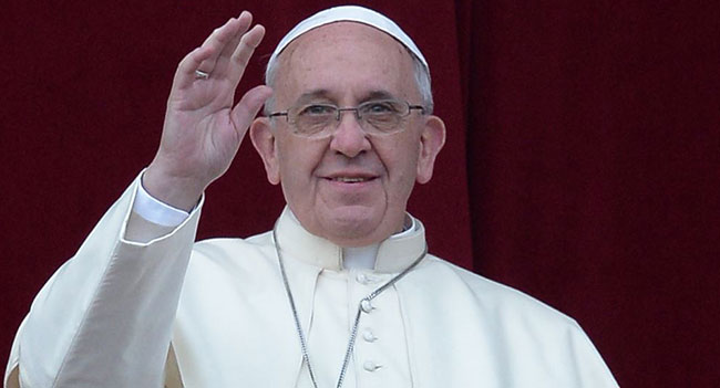 Папа Римский назвал интернет даром Божьим