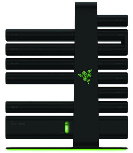 Razer анонсировала концепт модульного компьютера Project Christine