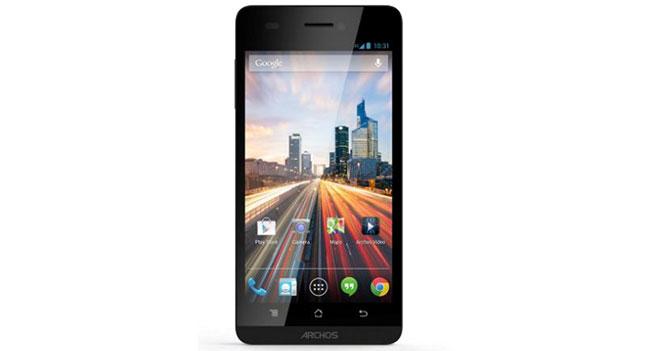 Archos покажет на CES 2014 доступные смартфоны 50 Helium 4G и 45 Helium 4G