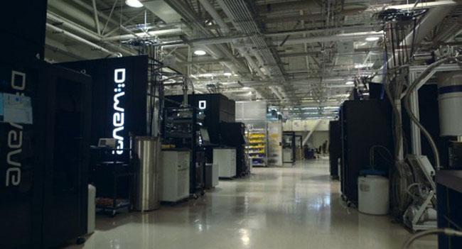 Google провела тесты производительности квантового компьютера D-Wave 2