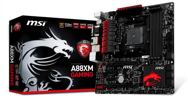 MSI представляет игровые материнские платы для процессоров в исполнении FM2+