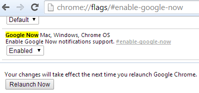 google-now-chrome-flags