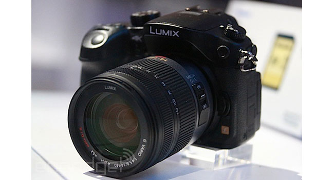 Panasonic показала беззеркальную камеру, способную записывать видео в разрешении 4K