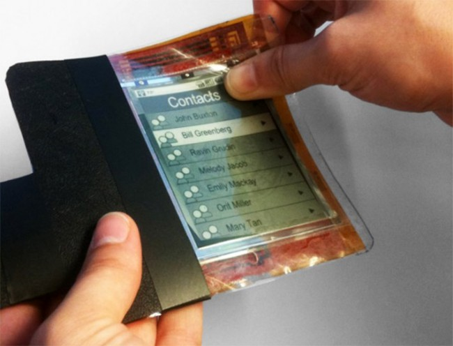 Graphene-display-printed-electronics