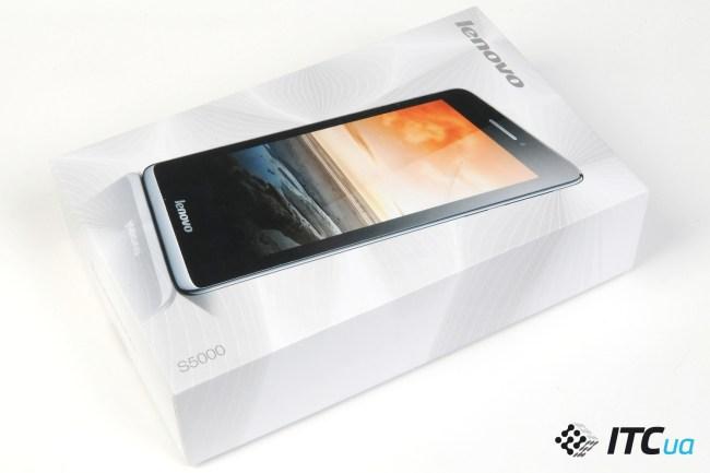 Обзор Lenovo IdeaTab S5000