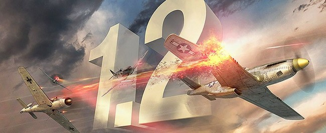 World of Warplanes 1.2