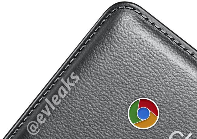 Samsung использует в Chromebook покрытие, имитирующее кожу
