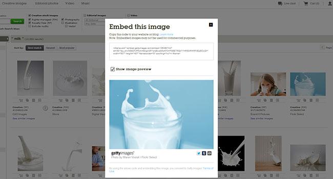 Фотобанк Getty Images внедрил возможность бесплатного использования части своих фотографий