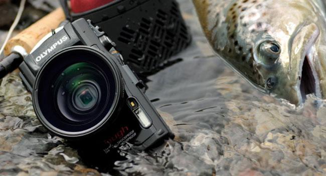 Olympus анонсировала защищенную камеру Stylus Tough TG-3