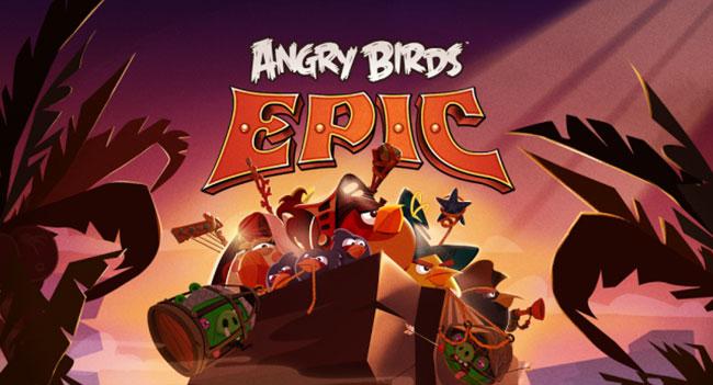 Новая часть игры Angry Birds станет пошаговой RPG