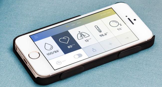 Wello - чехол для iPhone, способный отслеживать состояние здоровья пользователя