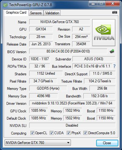 ASUS_ROG_STRIKER_GTX760_GPU-Z_info