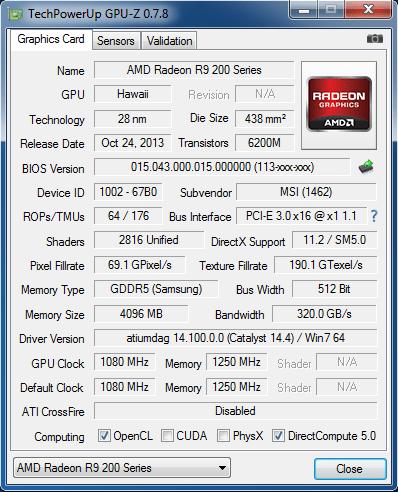 MSI_R9_290X_Lightning_CPU-Z_info