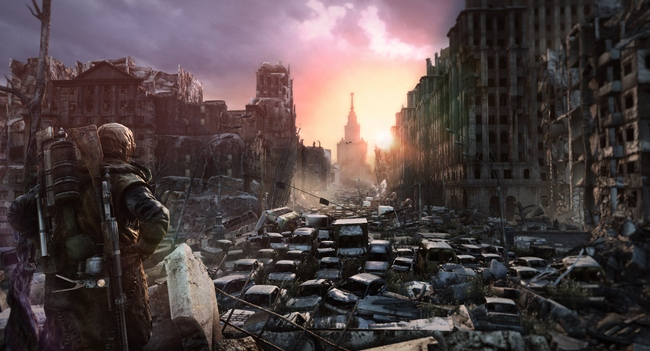 Metro 2033 и Metro: Last Light выйдут на Xbox One и PlayStation 4 - ITC.ua