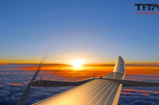 Google купила производителя дронов на солнечной энергии Titan Aerospace