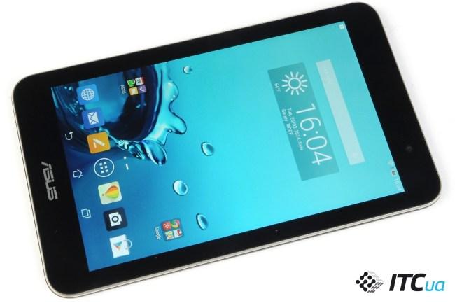 Экспресс-обзор планшета ASUS MeMO Pad 7 (ME176C) - ITC ua