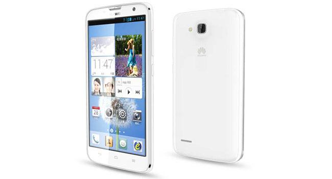 Huawei анонсировала в Украине смартфон Ascend G730D с поддержкой двух SIM-карт