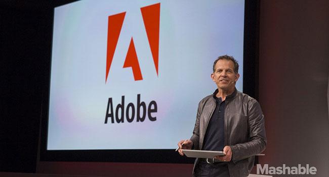 Adobe показала версию Photoshop CC, оптимизированного для сенсорного ввода