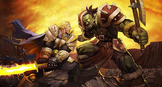 Закончились съемки фильма Warcraft