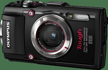 Olympus анонсировала в Украине защищенную компактную камеру Tough TG-3