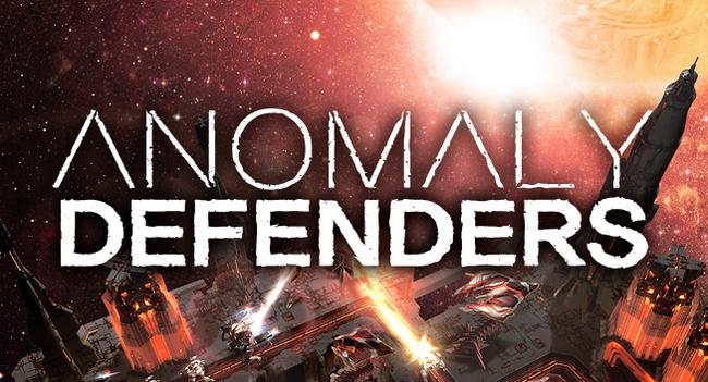 Anomaly Defenders