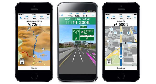 Garmin выпустила навигационное приложение víago