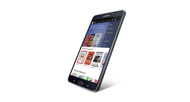 Samsung займется выпуском планшетов для Barnes & Noble
