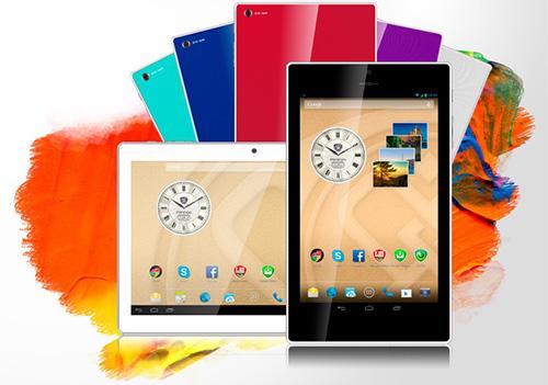 Prestigio анонсировала в Украине планшет MultiPad Color
