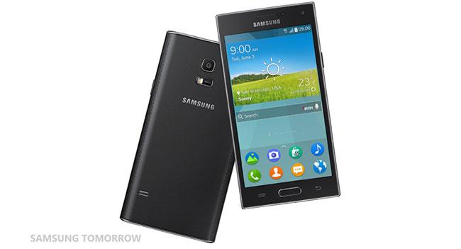 Samsung анонсировала первый коммерческий смартфон с ОС Tizen