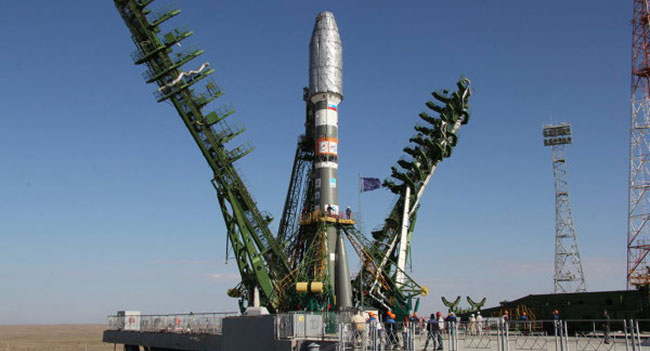 Ракета-носитель «Союз 2.1б» вывела на орбиту семь спутников