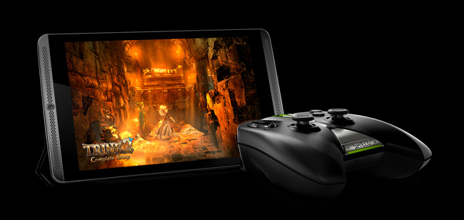 NVIDIA официально представила игровой планшет Shield