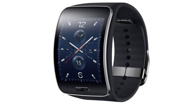 Samsung Gear S_Blue Black_2