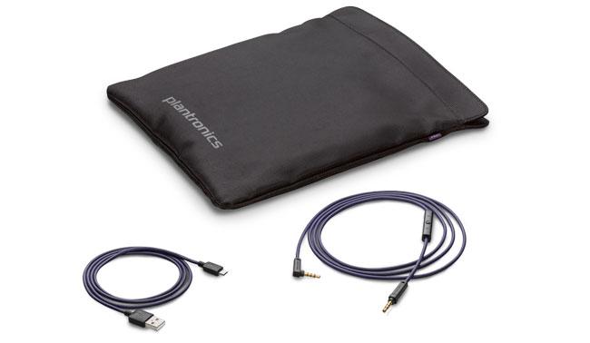 Беспроводные наушники Plantronics BackBeat Pro могут воспроизводить музыку до 24 часов