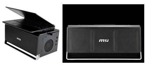 MSI анонсировала компактный игровой ноутбук GS30 Shadow и бокс для дискретной видеокарты