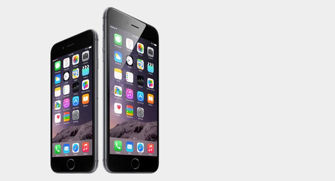 Apple iPhone 6 и iPhone 6 Plus: сравнение с другими флагманами
