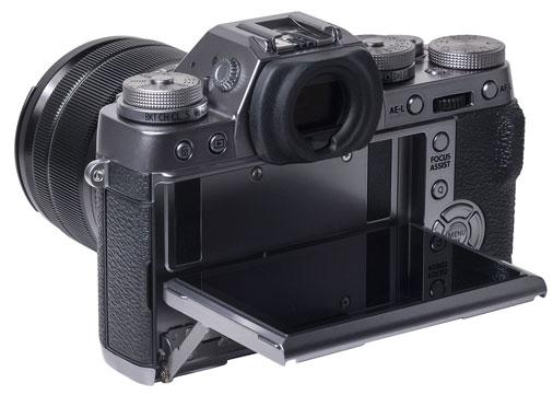 Fujifilm представила в Украине камеру Х-Т1 Graphite Silver Edition